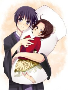 Rating: Safe Score: 5 Tags: china hetalia_axis_powers japan japanese_clothes kurabayashi_matoni male User: charunetra
