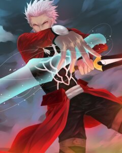 Rating: Safe Score: 5 Tags: archer fate/stay_night male sword tagme User: yudistira