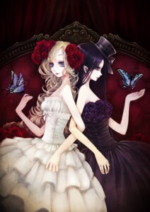Rating: Safe Score: 21 Tags: gothic_lolita lolita_fashion sachi User: Radioactive