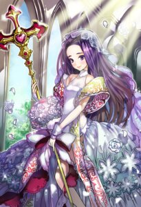 Rating: Safe Score: 32 Tags: chushengdao dress weapon wedding_dress User: blooregardo