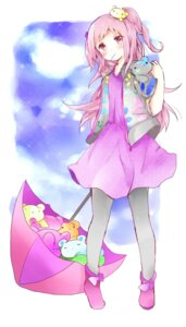 Rating: Safe Score: 21 Tags: dress tsukiyo_(skymint) umbrella User: KazukiNanako