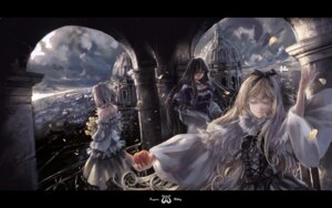 Rating: Safe Score: 12 Tags: archlich dress lolita_fashion User: Radioactive