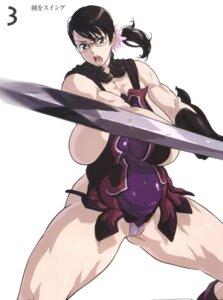 Rating: Questionable Score: 7 Tags: cattleya kaneko_hiraku queen's_blade User: HSkeleton