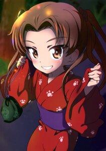 Rating: Safe Score: 8 Tags: girls_und_panzer kadotani_anzu kanau yukata User: drop
