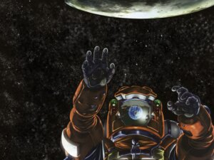 Rating: Safe Score: 8 Tags: hachirota_hoshino male planetes wallpaper User: paku-paku