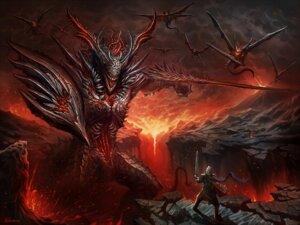 Rating: Safe Score: 15 Tags: armor monster nekoemonn sword User: blooregardo