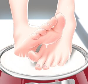 Rating: Questionable Score: 146 Tags: atago_(azur_lane) azur_lane cream damao_yu feet User: BattlequeenYume
