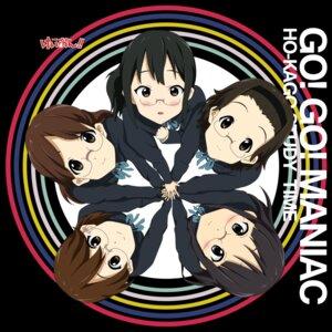 Rating: Safe Score: 3 Tags: k-on! kouchou_(artist) megane mihara_kazuko miyamoto_akiyo seifuku shibaya_toshimi shima_chizuru takahashi_fuuko User: Manabi
