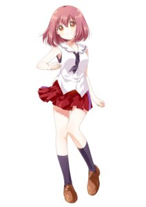Rating: Safe Score: 44 Tags: minamoto_momo namori release_the_spyce seifuku User: saemonnokami