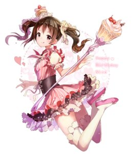 Rating: Safe Score: 53 Tags: 77gl dress love_live! thighhighs yazawa_nico User: Mr_GT