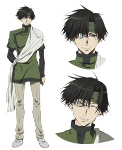 Rating: Safe Score: 2 Tags: character_design cho_hakkai expression male saiyuki satou_youko User: charunetra