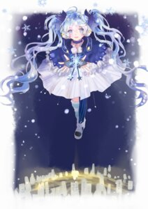 Rating: Safe Score: 18 Tags: dress fuyu_no_yoru_miku tagme vocaloid User: charunetra