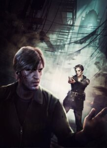 Rating: Safe Score: 3 Tags: blood cg gun silent_hill User: Radioactive