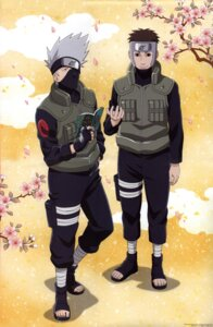 Rating: Safe Score: 6 Tags: hatake_kakashi male naruto naruto_shippuden yamato_(naruto) User: blooregardo