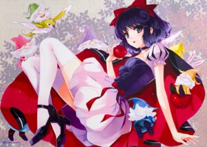 Rating: Safe Score: 105 Tags: dress fixme heels kuroya_shinobu snow_white thighhighs User: eccdbb