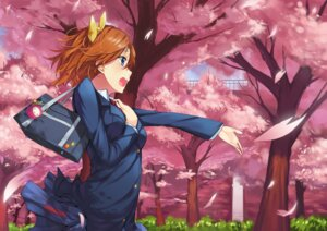 Rating: Safe Score: 51 Tags: kousaka_honoka love_live! moku seifuku User: Mr_GT