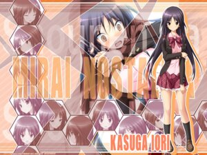 Rating: Safe Score: 31 Tags: kasuga_iori koku mirai_nostalgia purple_software seifuku wallpaper User: SubaruSumeragi