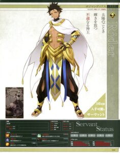 Rating: Questionable Score: 12 Tags: armor fate/grand_order male nakahara ozymandias_(fate/grand_order) type-moon User: drop