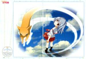 Rating: Safe Score: 2 Tags: gap miyashita_miki morishita_koyomi seifuku yoku_wakaru_gendai_mahou User: crim