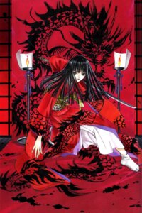 Rating: Safe Score: 8 Tags: clamp kishuu_arashi x User: Radioactive