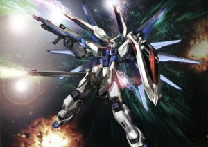 Rating: Safe Score: 16 Tags: freedom_gundam gun gundam gundam_seed mecha User: Radioactive