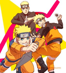 Rating: Safe Score: 4 Tags: bandages character_design male naruto naruto_shippuden tagme uzumaki_naruto weapon User: charunetra