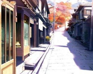 Rating: Safe Score: 36 Tags: akizora_ni_mau_confetti etude landscape ueda_ryou wallpaper User: blooregardo