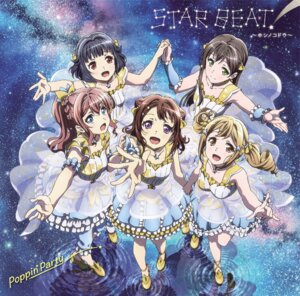Rating: Safe Score: 18 Tags: bang_dream! disc_cover dress hanazono_tae heels ichigaya_arisa toyama_kasumi ushigome_rimi yamabuki_saaya User: blooregardo