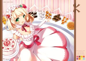 Rating: Safe Score: 26 Tags: cleavage dress kayou User: fairyren