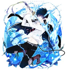 Rating: Safe Score: 13 Tags: ao_no_exorcist male okumura_rin seifuku sword tail yuuno_(yukioka) User: charunetra