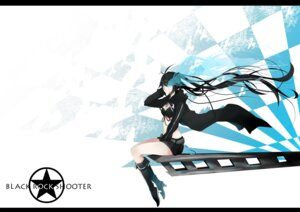 Rating: Safe Score: 15 Tags: anzu_(astro75) bikini_top black_rock_shooter black_rock_shooter_(character) vocaloid User: cattypkung