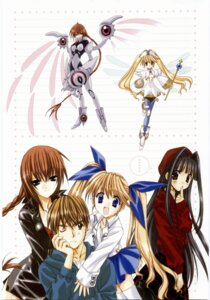 Rating: Safe Score: 5 Tags: angel angel_dust angel_dust_neo nanase_aoi User: syaoran-kun