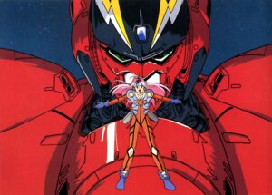 Rating: Safe Score: 3 Tags: macross macross_7 mylene_flare_jenius vf_valkyrie User: Radioactive