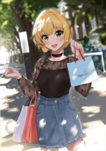 Rating: Safe Score: 29 Tags: kurokin miyamoto_frederica see_through the_idolm@ster the_idolm@ster_cinderella_girls the_idolm@ster_cinderella_girls_starlight_stage User: Spidey