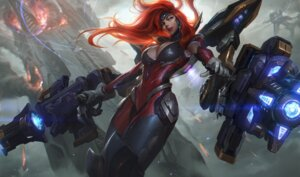 Rating: Safe Score: 18 Tags: bodysuit gun league_of_legends miss_fortune tagme User: NotRadioactiveHonest