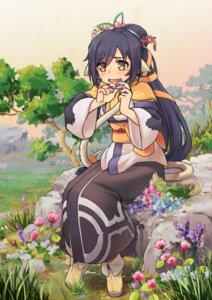 Rating: Safe Score: 25 Tags: animal_ears kamogawa_shuujin kuon_(utawarerumono) tail utawarerumono User: Mr_GT