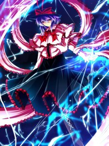 Rating: Safe Score: 11 Tags: nagae_iku nekominase touhou User: Injection