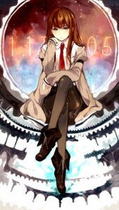 Rating: Safe Score: 29 Tags: makise_kurisu pantyhose steins;gate ted User: Nekotsúh