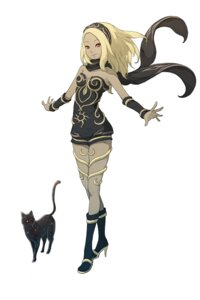 Rating: Safe Score: 26 Tags: cleavage gravity_daze heels kat_(gravity_daze) neko tagme User: Radioactive