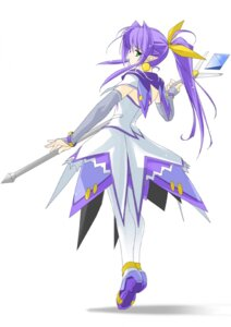 Rating: Safe Score: 14 Tags: angelan rokuwata_tomoe virtual_on User: Shamensyth