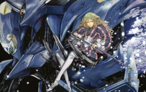 Rating: Safe Score: 19 Tags: five_star_stories mecha redjuice sword User: Timbo