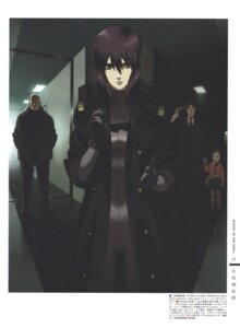 Rating: Safe Score: 2 Tags: business_suit ghost_in_the_shell ghost_in_the_shell:_stand_alone_complex gun nishio_tetsuya User: Radioactive