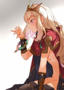 Rating: Questionable Score: 68 Tags: cagliostro_(granblue_fantasy) granblue_fantasy loli naked_cape nipples realmbw thighhighs User: Mr_GT