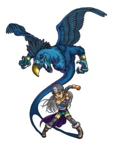Rating: Safe Score: 2 Tags: blue_dragon thighhighs toriyama_akira zola User: Radioactive