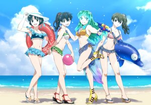 Rating: Safe Score: 28 Tags: bikini cleavage crossover gun hatorion heels higurashi_kagome inuyasha kyoukai_no_rinne lum mamiya_sakura ranma_½ see_through swimsuits tendou_akane urusei_yatsura User: Mr_GT