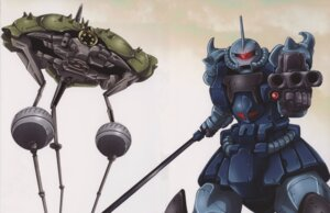 Rating: Safe Score: 5 Tags: gundam mecha the_08th_ms_team User: Radioactive