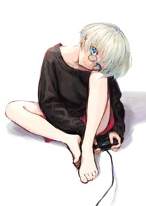 Rating: Safe Score: 4 Tags: feet megane tagme User: charunetra