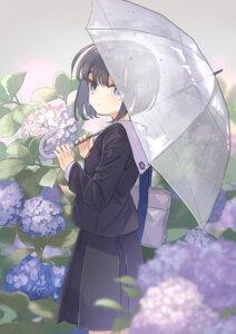 Rating: Safe Score: 26 Tags: miyoshino seifuku umbrella User: nphuongsun93