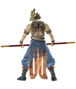 Rating: Safe Score: 3 Tags: armor kilik male namco soul_calibur soul_calibur_v weapon User: Yokaiou