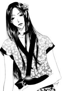 Rating: Safe Score: 3 Tags: haku_(naruto) male monochrome nakajou_hisaya naruto User: Radioactive